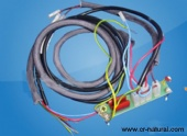 blower cable / fan cable