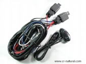 car fog lamp wire harness